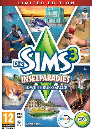 Die Sims 3: Inselparadies [AddOn, Limited Editi...