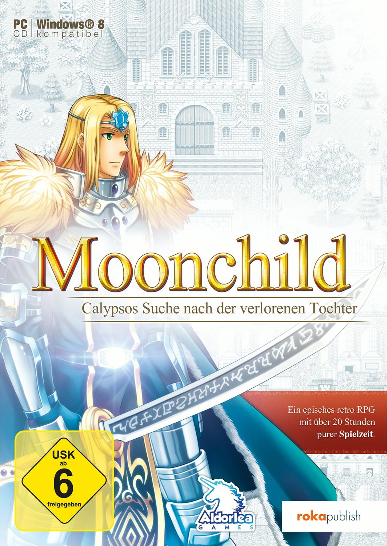 Moonchild: Calypsos Suche nach der verlorenen T...