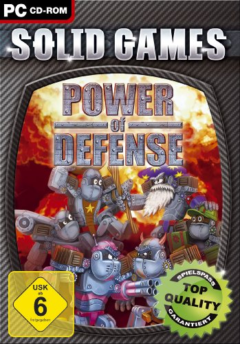 Solid Games: Power of Defense