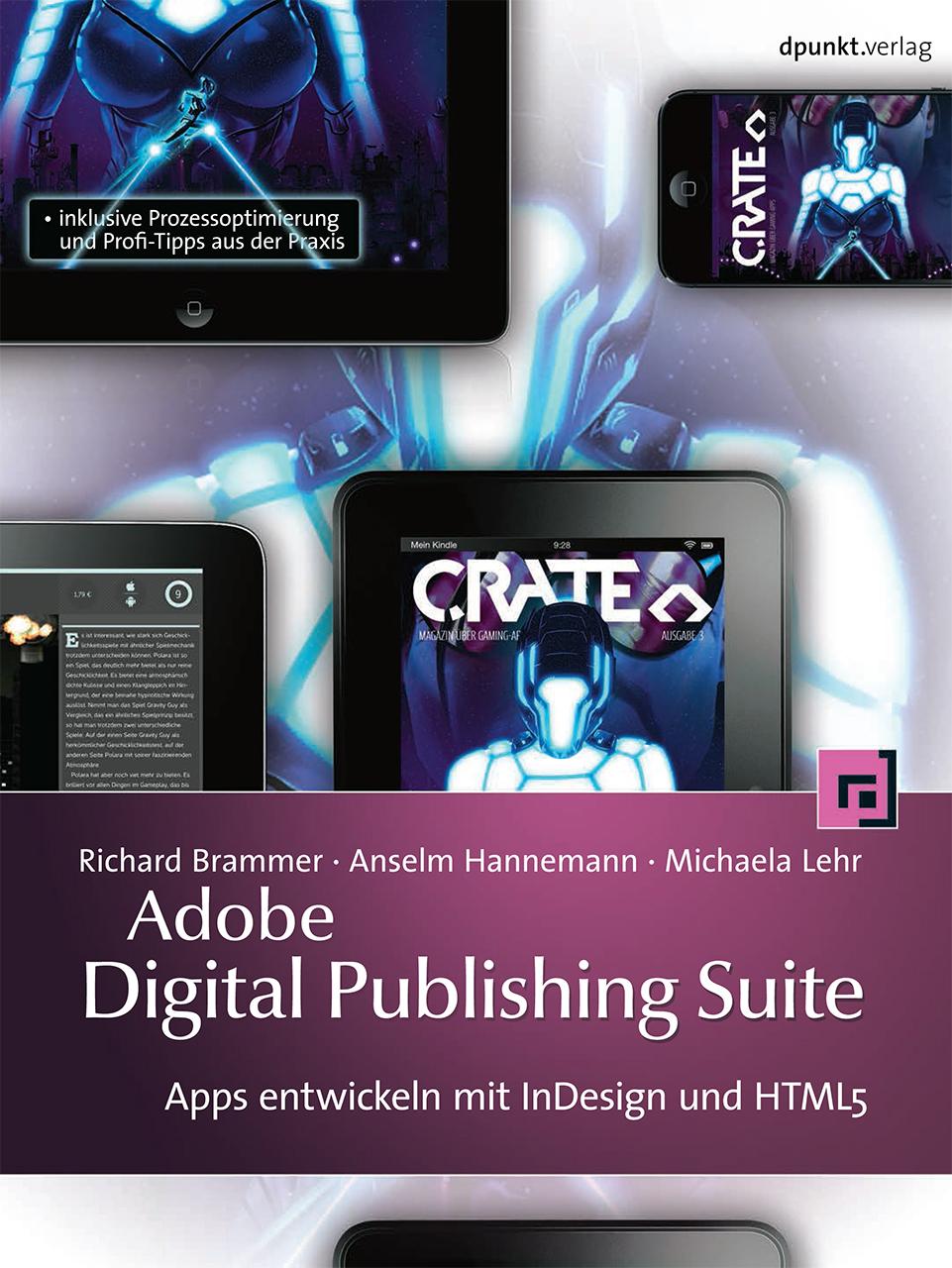 Adobe Digital Publishing Suite: Apps entwickeln...