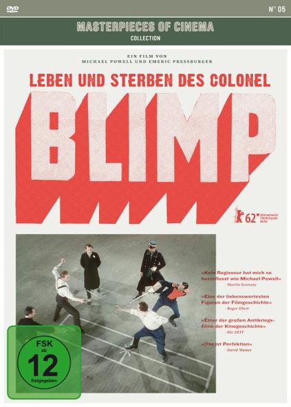 Leben und Sterben des Colonel Blimp - Masterpieces of Cinema