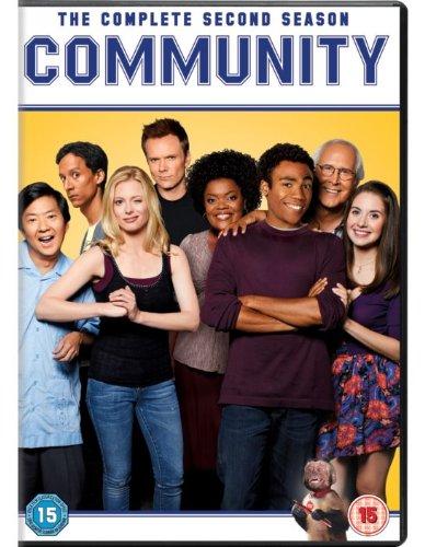 Community - Season 2 [4 DVDs] [UK Import]