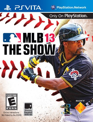 MLB 13 The Show PS Vita [US Import]