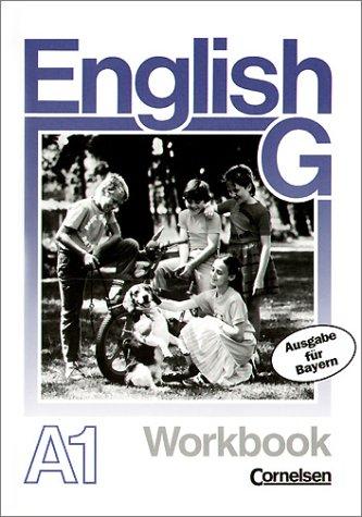English G - Ausgabe A für Bayern: Band 1: 5. Jahrgangsstufe - Workbook - Taylor, Carl