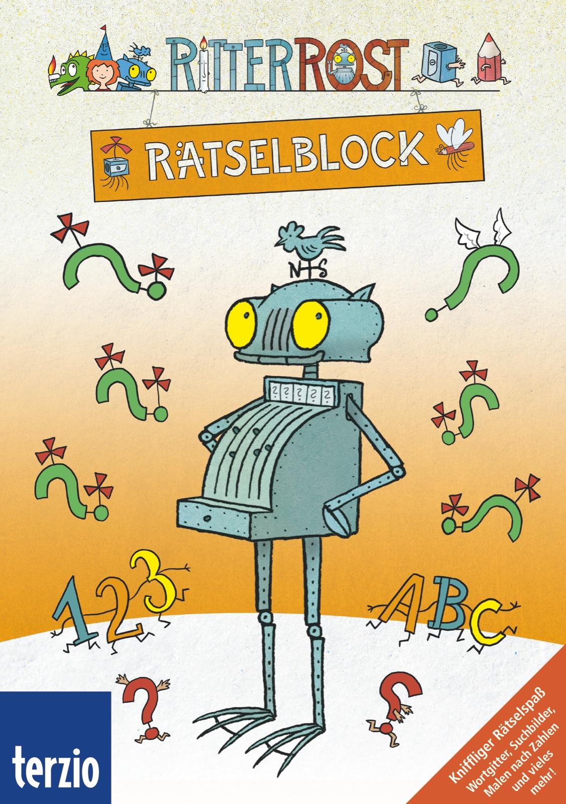 Ritter Rost Rätselblock - Thörner, Cordula