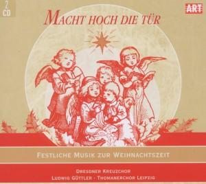 Various - Macht Hoch Die Tür: Festliche Musik z...