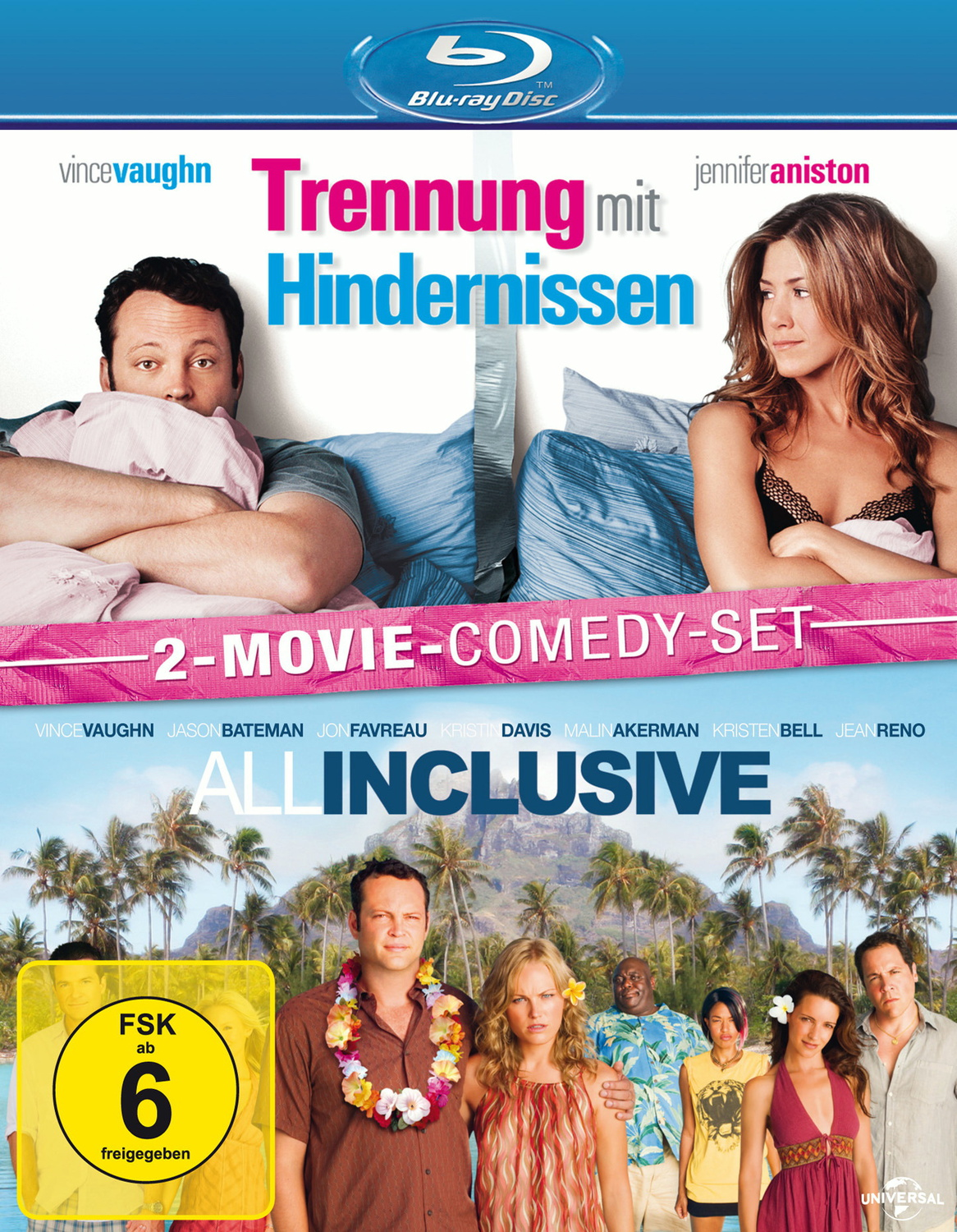 Trennung mit Hindernissen / All Inclusive [2 Mo...