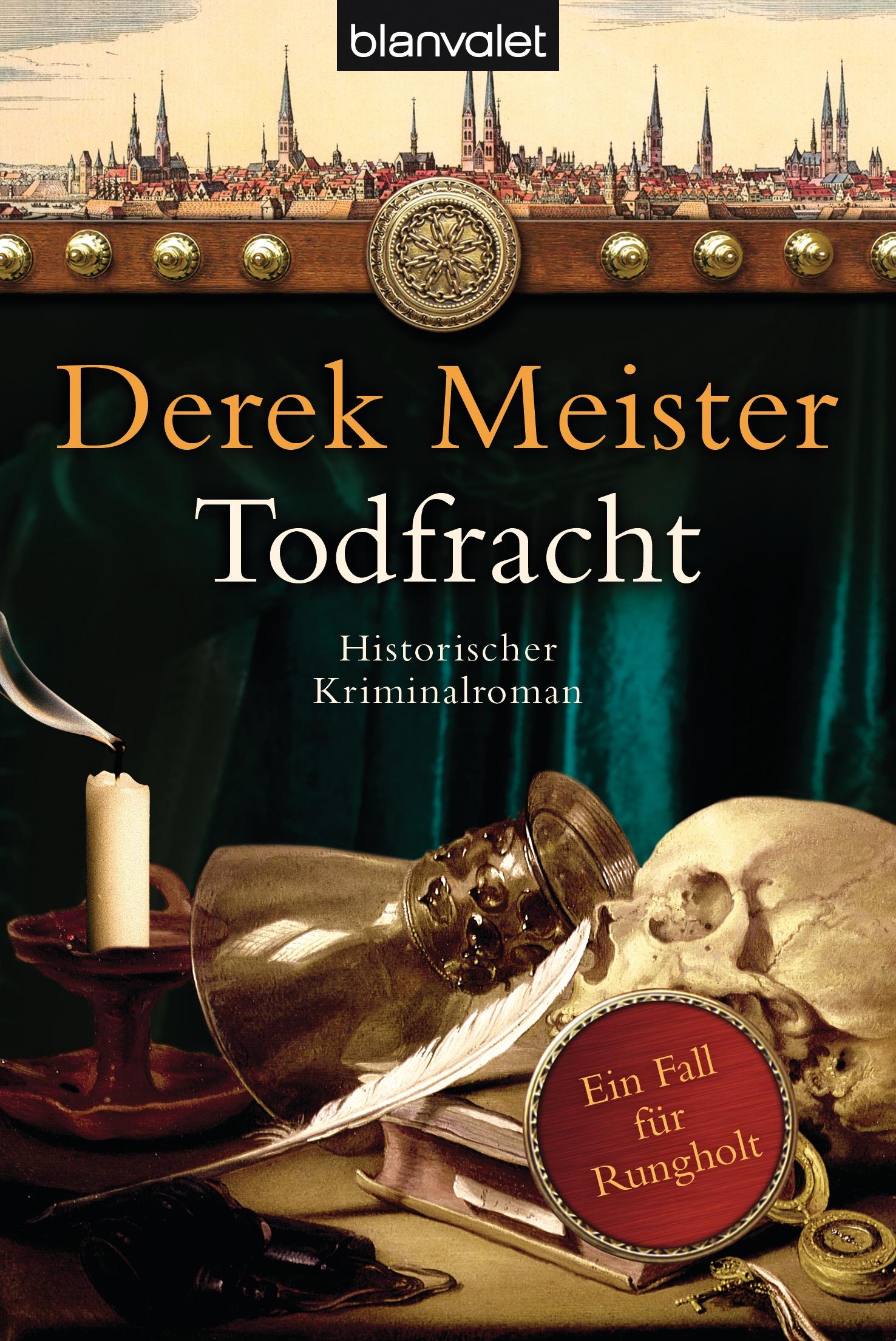 Todfracht - Derek Meister