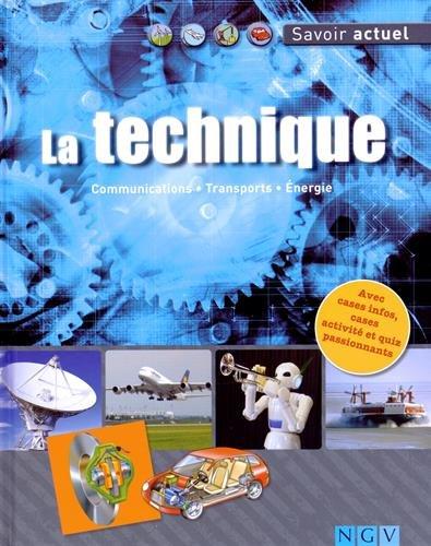 Technik Kommunikation Fortbewegung Energie - El...