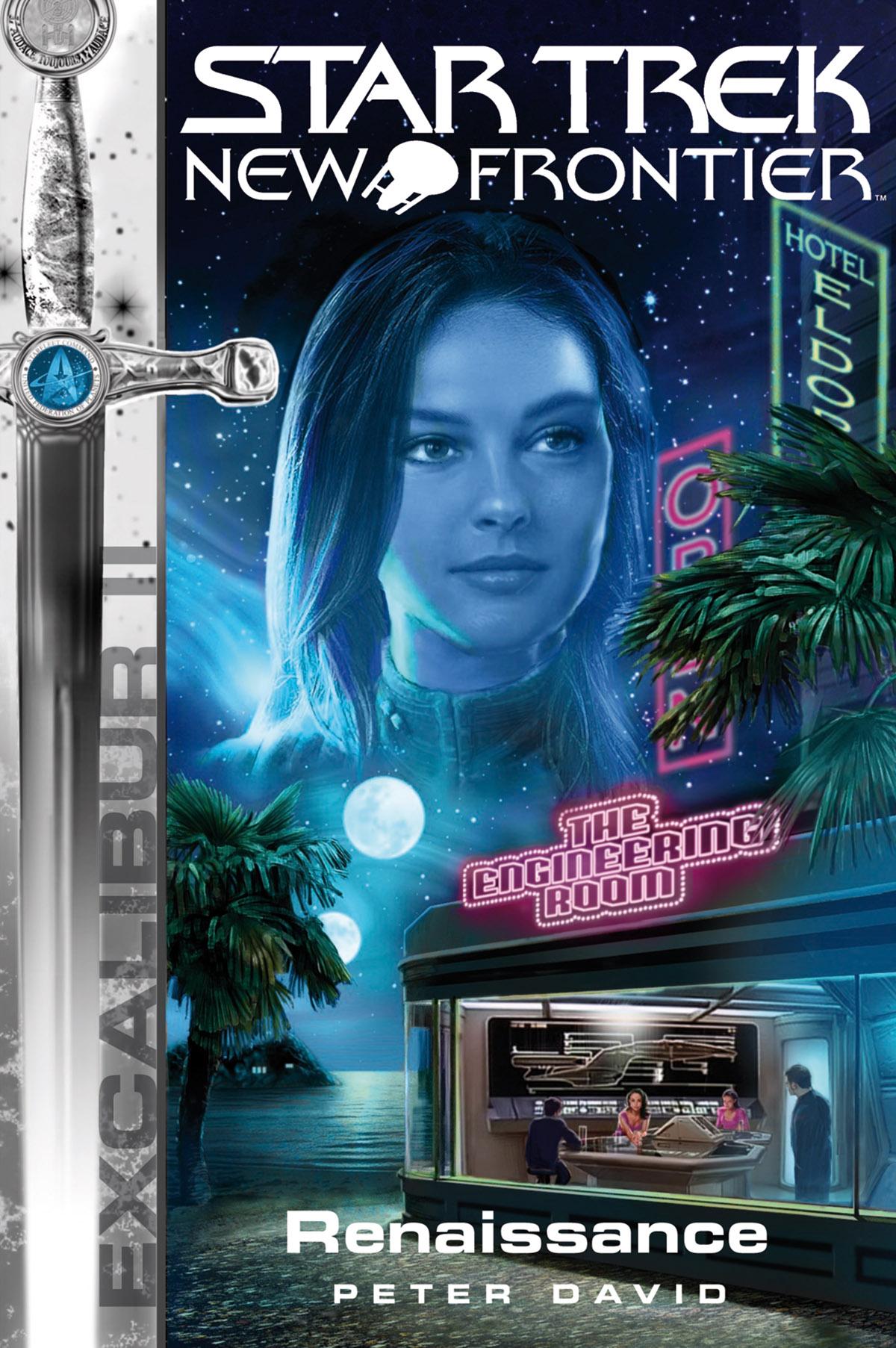 Star Trek - New Frontier 8: Excalibur: Renaissa...