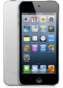 apple ipod touch 5g 16gb ohne kamera schwarz silber. Black Bedroom Furniture Sets. Home Design Ideas