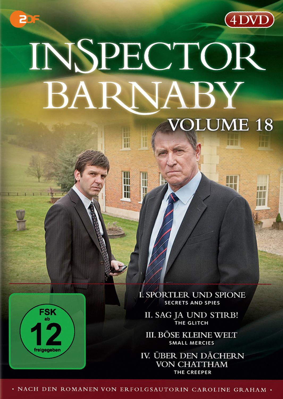 Inspector Barnaby: Vol. 18 [4 DVDs]