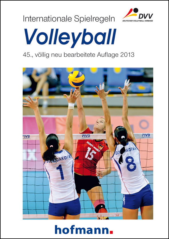 Volleyball: Internationale Spielregeln - Bundes...