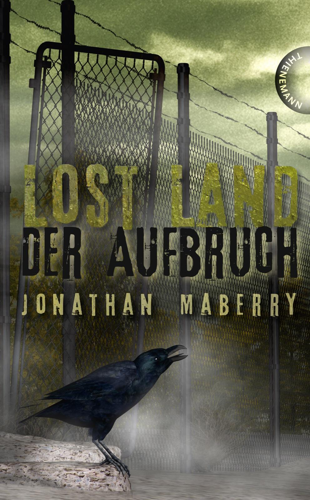 Lost Land: Band 2 - Der Aufbruch - Jonathan Mab...