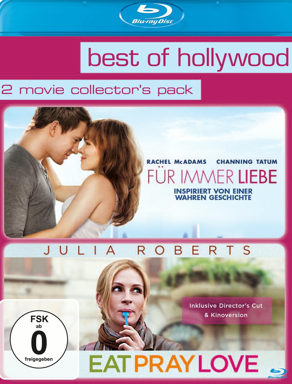 Best of Hollywood - 2 Movie Collector´s Pack: Für immer Liebe / Eat Pray Love