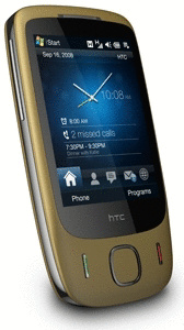 HTC Touch 3G gold