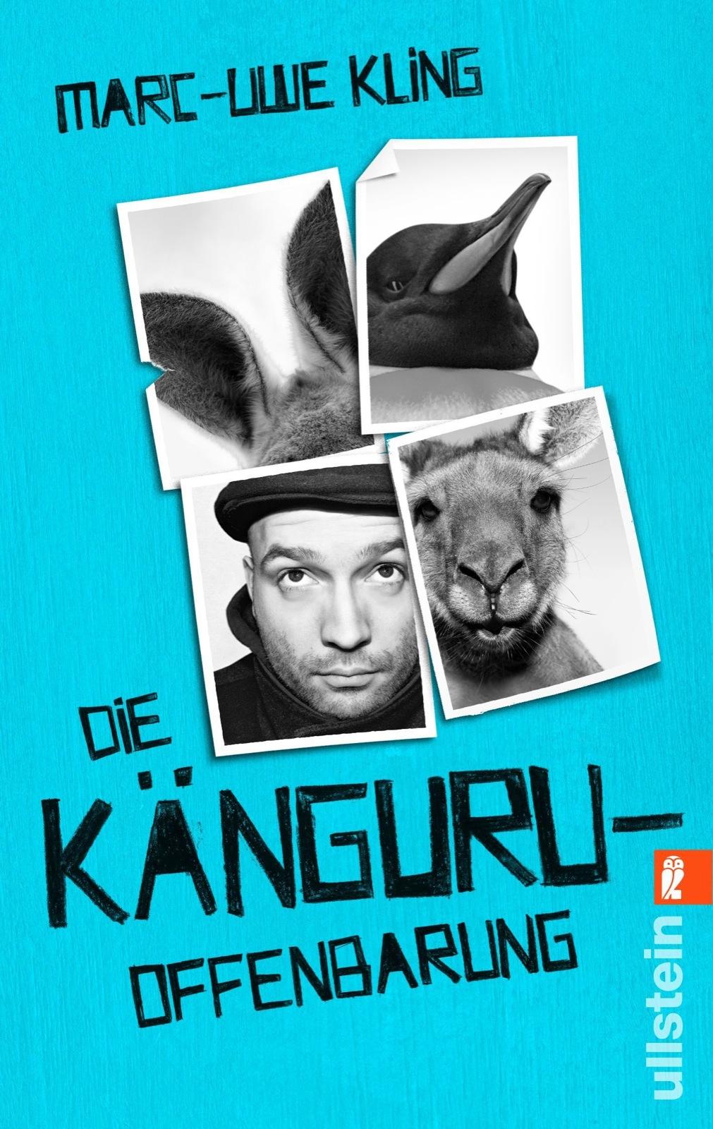 Die Känguru-Offenbarung - Marc-Uwe Kling [Taschenbuch]