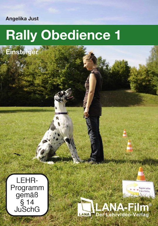 Rally Obedience 1 - Einsteiger - Just, Angelika