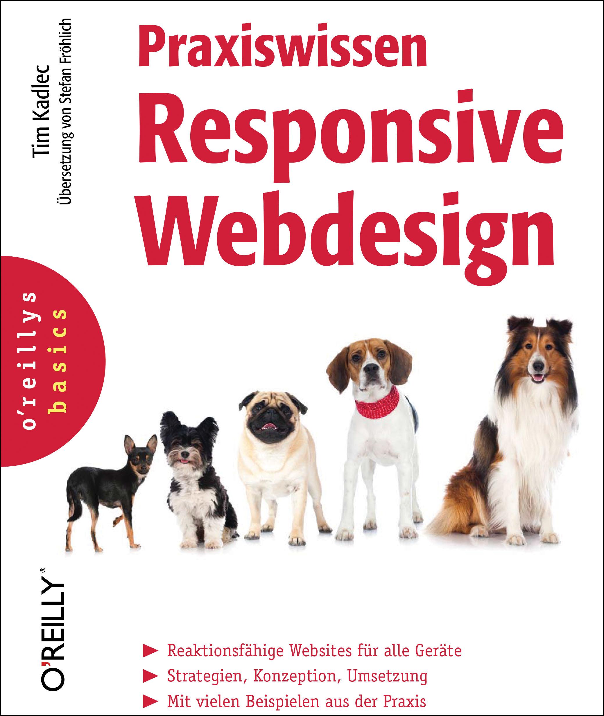 Praxiswissen Responsive Webdesign: Strategien, ...