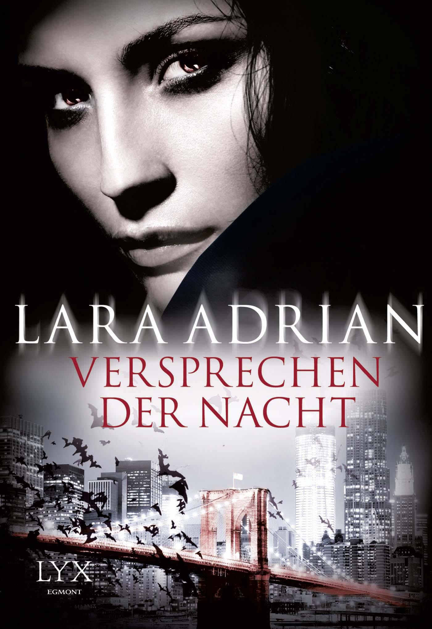 Versprechen der Nacht - Lara Adrian