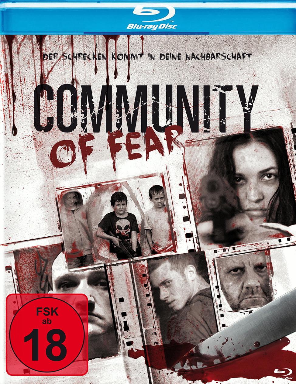 Community - Der Schrecken kommt in deine Nachba...