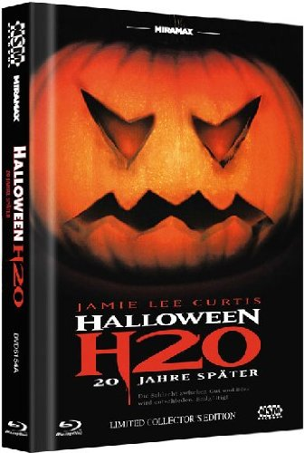 Halloween H20 - Uncut [Limited Collector´s Edition]