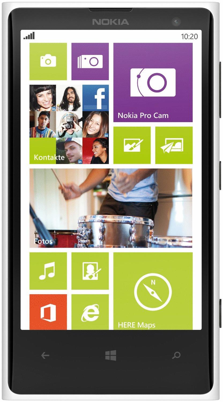 Nokia Lumia 1020 32GB weiß