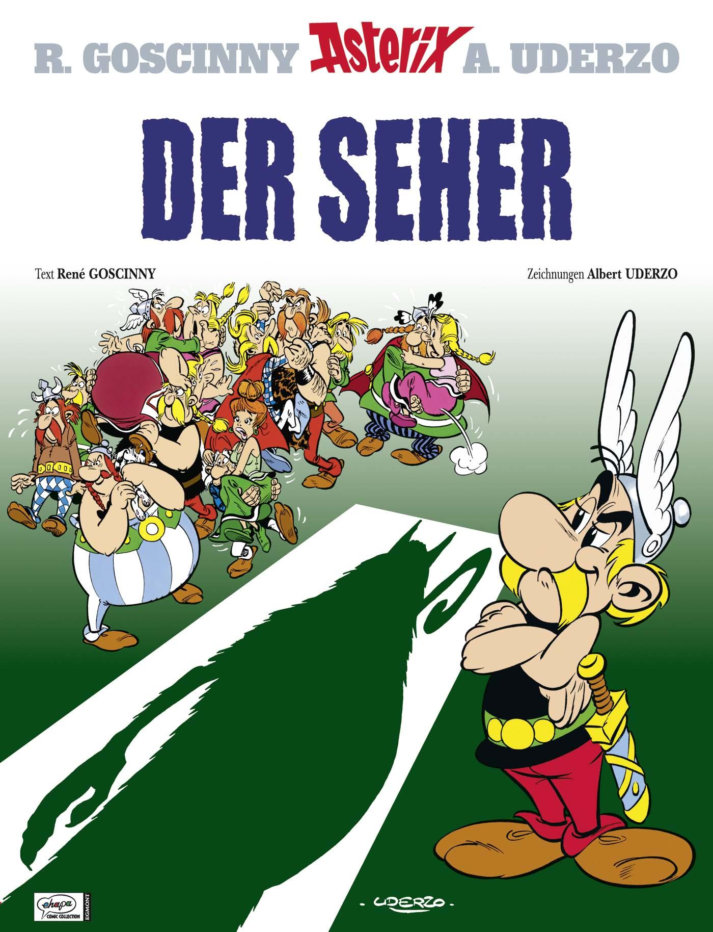 Asterix: Band 19 - Der Seher - R. Goscinny & A. Uderzo [Gebundene Ausgabe]