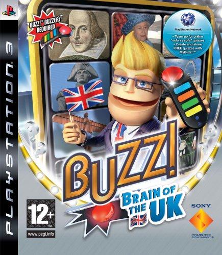 Buzz! Brain of the UK [UK Import]