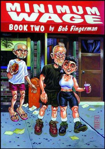 Minimum Wage: The Tales of Hoffmann Bk. 2 - Fingerman, Bob