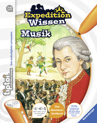 tiptoi® Expedition Wissen: tiptoi® Musik - THilo