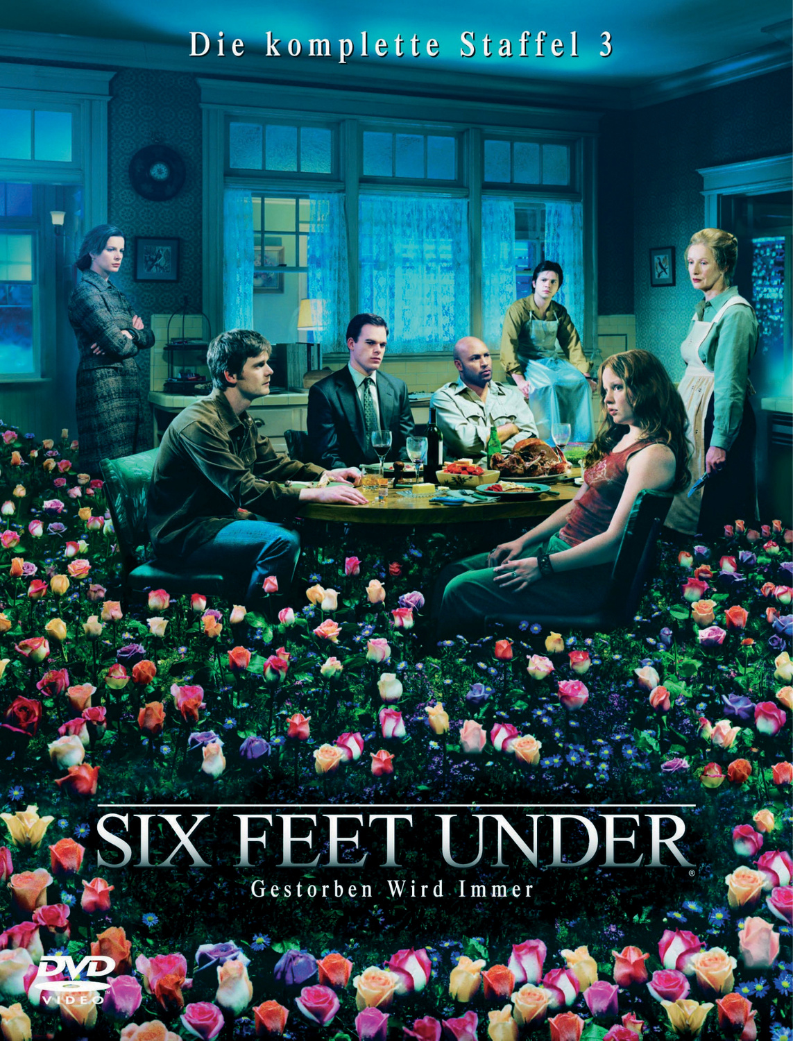 Six Feet Under - Staffel 3 [5 DVDs]