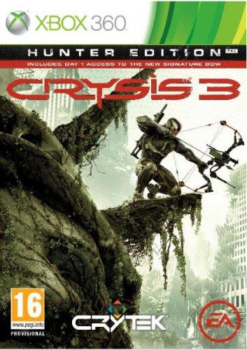 XBOX CRYSIS 3 HUNTER EDITION