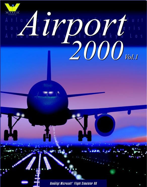 Flight Simulator - Airport 2000