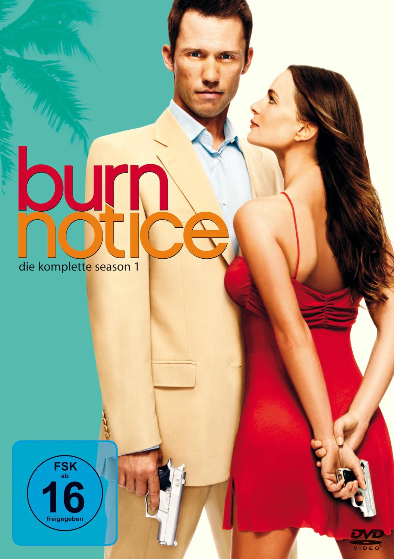 Burn Notice - Die komplette Season 1 [4 DVDs]