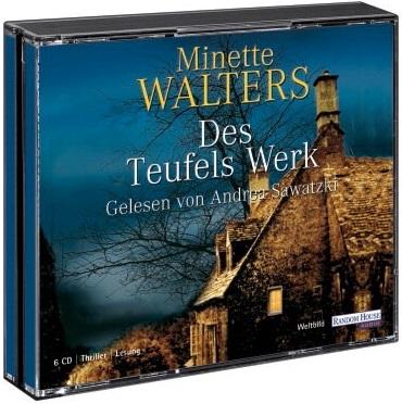 Das Teufels Werk - Minette Walters [6 CDs, Weltbild]