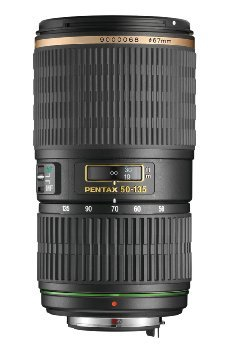 Pentax SMC DA 50 mm - 135 mm F 2.8 ED AL IF SDM...