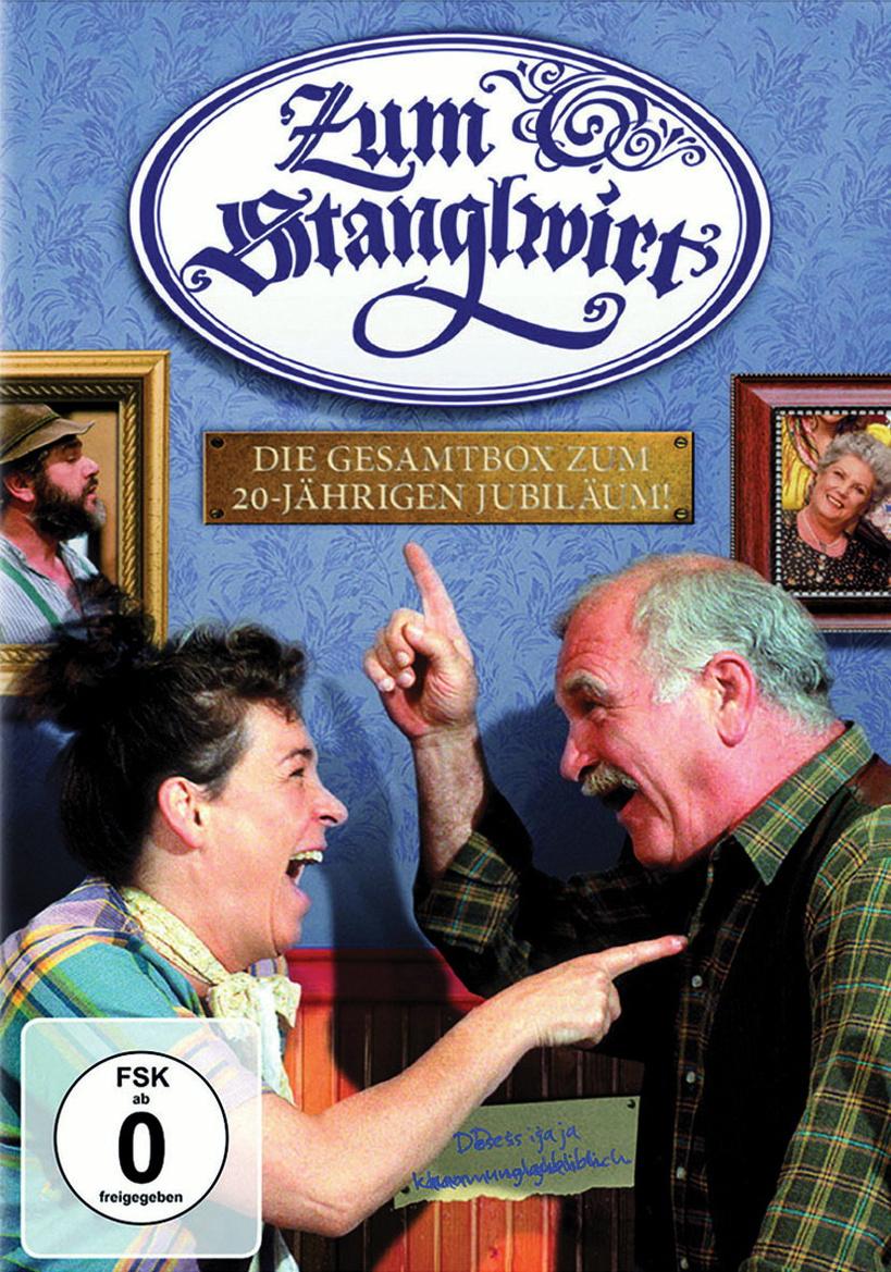 Zum Stanglwirt - Gesamtbox [8 DVDs]