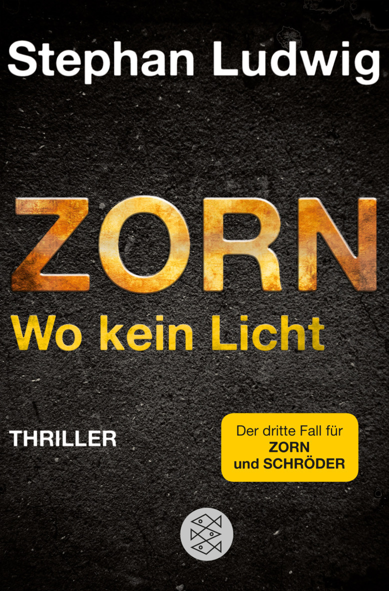 Zorn: Band 3 - Wo kein Licht - Ludwig, Stephan [Taschenbuch]