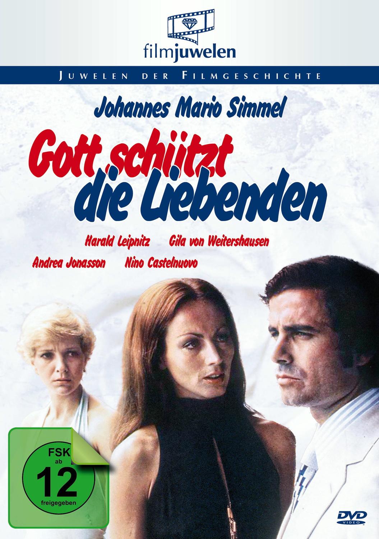 Johannes Mario Simmel: Gott schützt die Liebenden [Filmjuwelen]