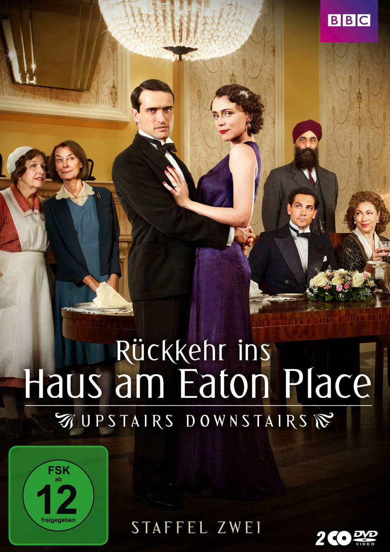 Rückkehr ins Haus am Eaton Place - Upstairs, Downstairs, Staffel Zwei [2 DVDs]