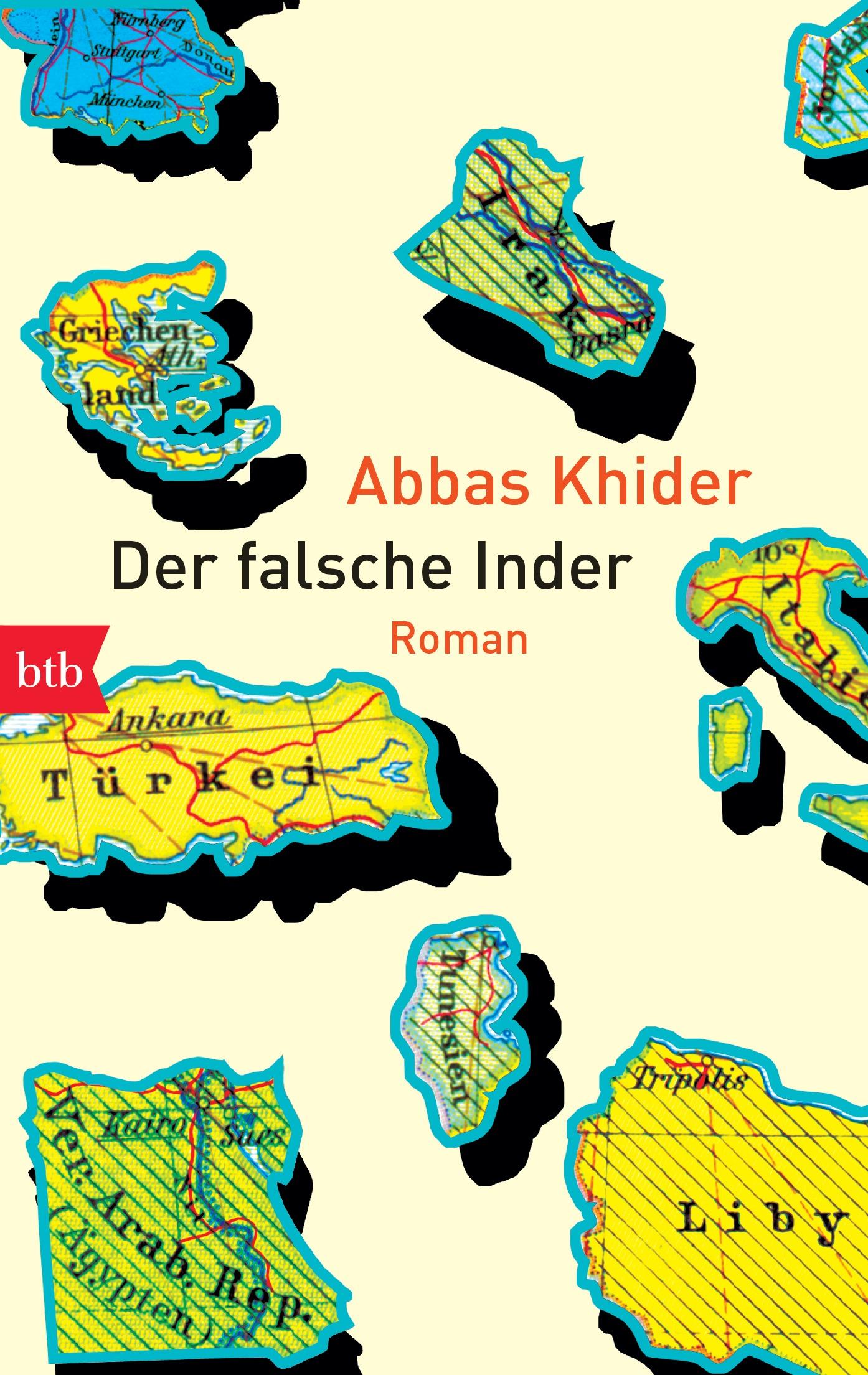 Der falsche Inder: Roman - Khider, Abbas