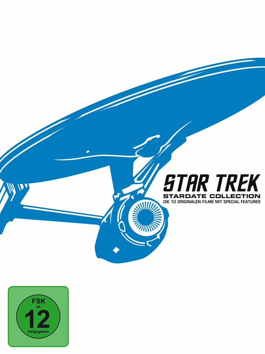 Star Trek - Stardate Collection