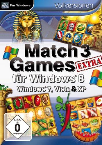Match 3 Games für Windows 8 (PC)