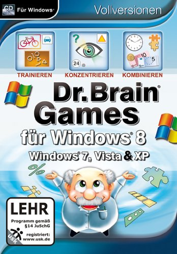 Dr. Brain Games für Windows 8 [PC]