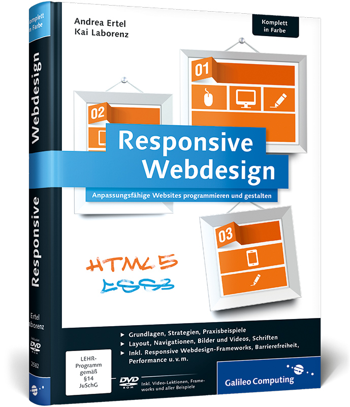 Responsive Webdesign: Anpassungsfähige Websites...