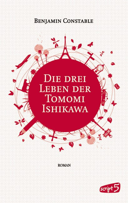 Die drei Leben der Tomomi Ishikawa - Constable, Benjamin