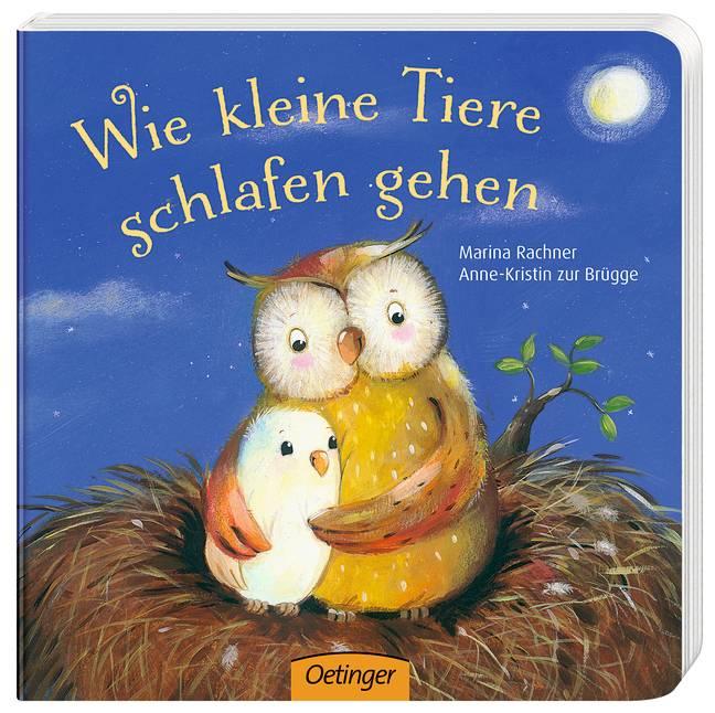 Wie kleine Tiere schlafen gehen - Anne-Kristin zur Brügge