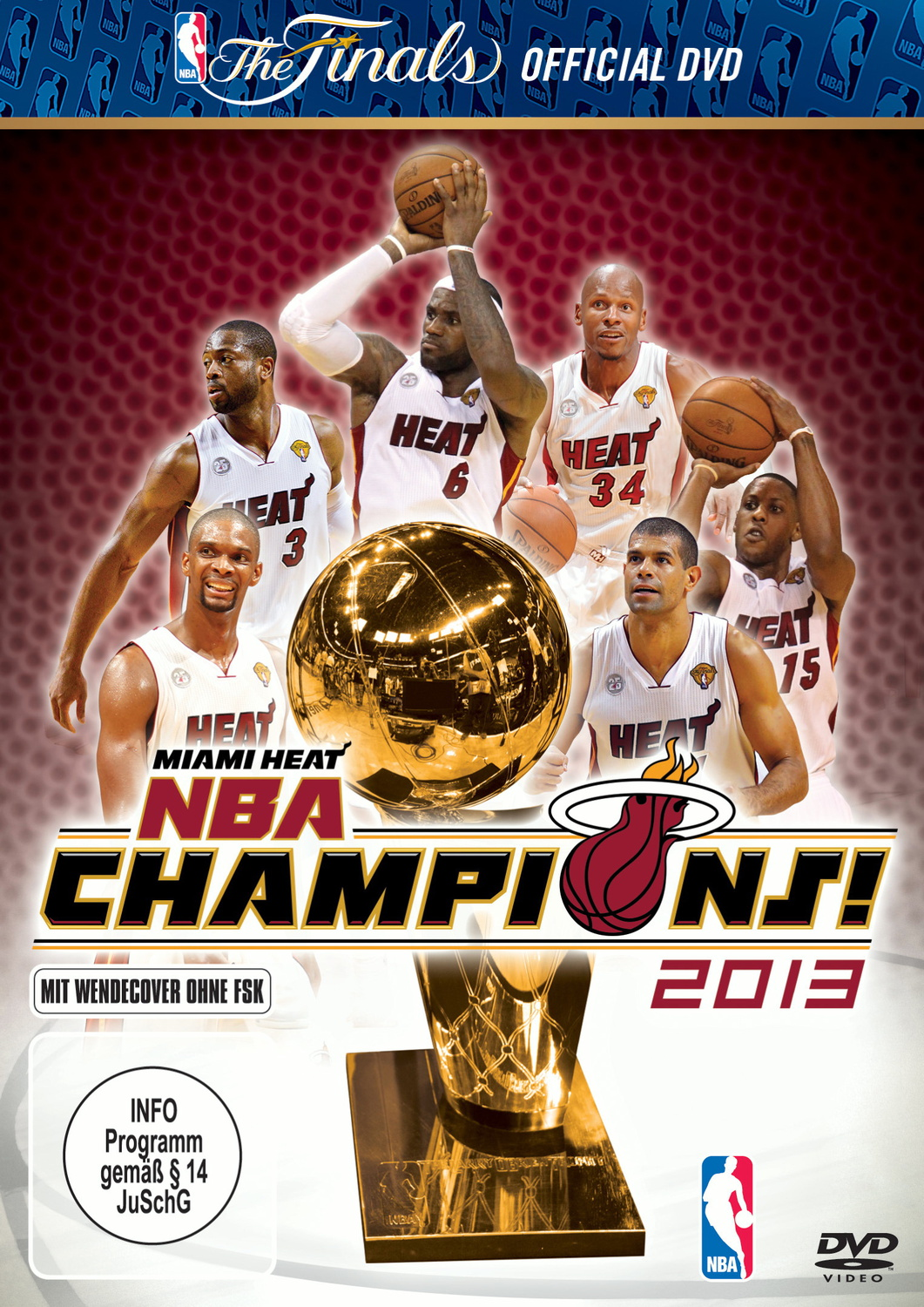 NBA Champions 2013: Miami Heat