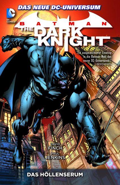 Batman: The Dark Knight Band. 1: Das Höllenserum - Paul Jenkins [Broschiert]